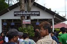 Bộ trưởng Quốc phòng Thái Lan, Campuchia bàn về hợp tác biên giới