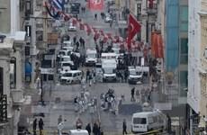24 người thương vong trong vụ đánh bom ở Thổ Nhĩ Kỳ