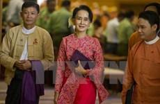 NLD: Bà Aung San Suu Kyi sẽ trở thành Ngoại trưởng Myanmar