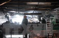 Xác định nguyên nhân cháy tại Công ty Viglacera Thăng Long