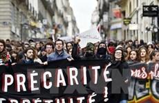 Thất nghiệp - bài toán nan giải đối với chính phủ Pháp