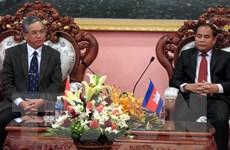 Kon Tum tăng cường hợp tác phát triển với tỉnh Stung Treng