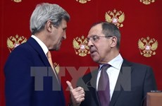 [Video] Nga-Mỹ cam kết thúc đẩy thỏa thuận ngừng bắn Syria