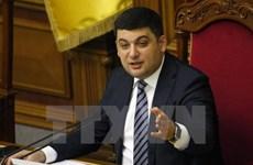 Ukraine: BPP chưa đạt được thỏa thuận về thành phần nội các mới