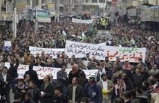 Jordan đóng cửa trụ sở của Anh em Hồi giáo tại thủ đô Amman