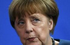 Thủ tướng Đức lên án hoạt động xây nhà định cư Do Thái