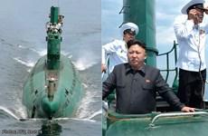 Hàn Quốc: Triều Tiên đạt tiến bộ về công nghệ tên lửa phóng dưới nước
