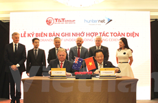 Tập đoàn T&T hợp tác toàn diện với Australia trong nhiều lĩnh vực