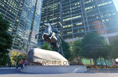 Sunshine City Sài Gòn - dấu ấn Nam tiến của ông lớn bất động sản
