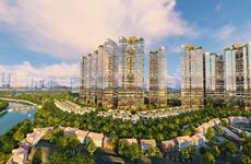 Lễ công bố chính thức dự án căn hộ hạng sang Sunshine City Sài Gòn