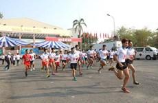 Number 1 Active đồng hành cùng Giải chạy Việt dã truyền hình Đồng Nai