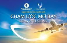 Vinpearl Air tổ chức chuỗi ngày hội tuyển sinh khóa đào tạo phi công