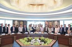 Tập đoàn FLC gặp mặt Trưởng các cơ quan đại diện Việt Nam ở nước ngoài