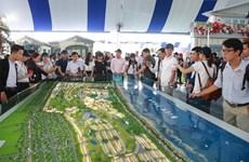 Khó lý giải sức hút trong hai ngày đầu diễn ra Novaland Expo