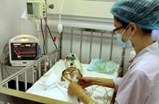 Thêm 30 máy thở cho bệnh nhi để phòng, chống dịch bệnh