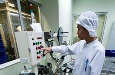 [Photo] Mục sở thị quy trình sản xuất vắcxin sởi tại VN