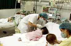 Gần 4.400 trường hợp mắc bệnh sởi trên toàn quốc