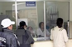 Chương trình điều trị methadone còn thấp so với yêu cầu