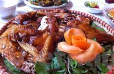 Chưa phát hiện phẩm màu sử dụng ở thịt vịt quay tại Hà Nội