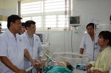 20 người trong vụ tai nạn ôtô thảm khốc ở Lào Cai đã ra viện