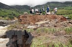 Quan tâm hỗ trợ tâm lý, sức khỏe người dân sau thảm họa