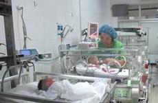 Tỷ lệ trẻ sinh non có xu hướng tăng mạnh qua các năm