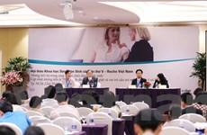 Roche Diagnostics cam kết chăm lo sức khỏe cho phụ nữ