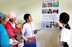 Trao giải cuộc thi xây dựng thông điệp phòng chống dịch bệnh