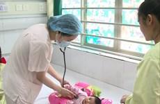 Bệnh ho gà tản phát không có nguy cơ trở thành dịch lớn