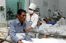 Việt Nam hoàn thành vượt chỉ tiêu cam kết điều trị lao đa kháng thuốc