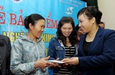 Tặng 4.000 thẻ bảo hiểm y tế cho người cận nghèo ở Thanh Hóa
