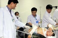 Vụ sập giàn giáo ở Vũng Áng: Số nạn nhân tử vong là 13 người