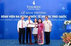 Khai trương bệnh viện đạt chuẩn quốc tế đầu tiên ở Phú Quốc