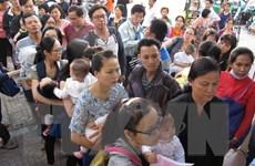 Hà Nội: Vắcxin Pentaxim chỉ đáp ứng được 60% nhu cầu