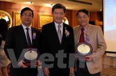Hai chuyên gia y khoa Việt Nam được Thái Lan vinh danh
