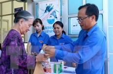 Ngày hội Thầy thuốc trẻ năm 2016 khám bệnh miễn phí ở 63 tỉnh thành