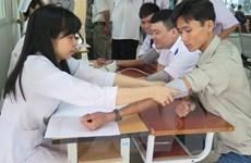 Tỷ lệ người lớn ở Việt Nam bị tăng huyết áp đang ở mức báo động