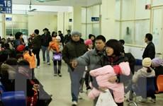 Bệnh viện Nhi Trung ương phản hồi vụ vữa trần rơi trúng bệnh nhi