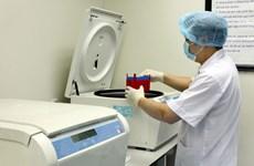 Thực hành quy trình xét nghiệm tiên tiến cho hơn 500 nhân viên y tế