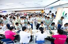 Thu gần 13.000 đơn vị máu từ chương trình Chung dòng máu Việt