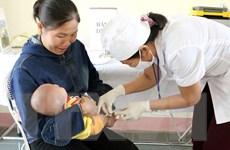22 tỉnh có tỷ lệ tiêm vắcxin viêm gan B sơ sinh ở mức thấp