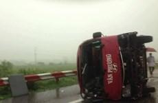 Thông tin về 10 nạn nhân vụ lật xe khách Pháp Vân-Cầu Giẽ