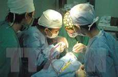 Miễn phí phẫu thuật dị tật môi, hở hàm ếch cho bệnh nhân khó khăn