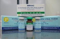 Việt Nam sản xuất thành công vắcxin phối hợp sởi-rubella