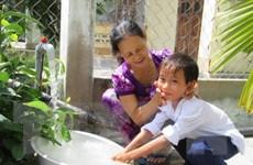 Cải thiện nước sạch cho 30.000 người dân ảnh hưởng bởi hạn hán