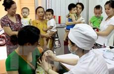 Gần 500.000 trẻ ở Hà Nội được uống bổ sung vitamin A liều cao