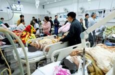 Hà Nội: Cấp cứu 5 người ngộ độc rượu methanol nặng