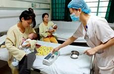Hà Nội có số ca nhiễm bệnh ho gà cao nhất các tỉnh miền Bắc