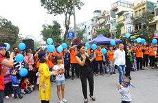 4 buổi biểu diễn ca nhạc đường phố tại Hà Nội vì trẻ tự kỷ