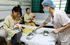 Gần 40% số trường hợp mắc bệnh ho gà là trẻ dưới 2 tháng tuổi